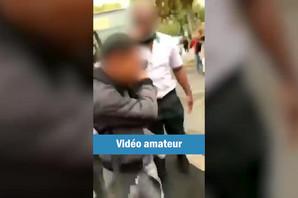 """""""KOLIKO IMAŠ GODINA, A KOLIKO JA?"""" Dečak je istrčao ispred autobusa, vozač je izašao, udario mu šamar i sada JAVNOST GORI (VIDEO)"""