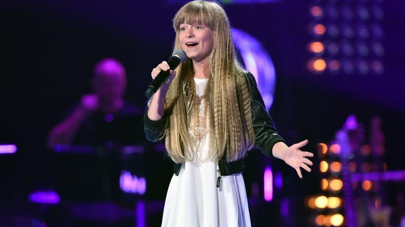 """The Voice Kids: Nela Zawadzka zbuntowana """"Calineczka"""""""