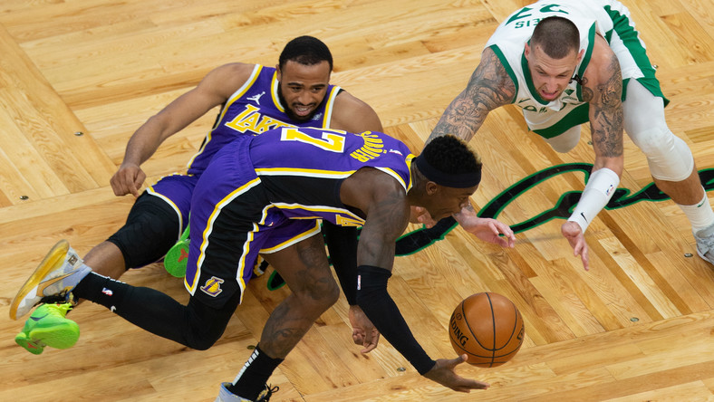 Los Angeles Lakers - Boston Celtics