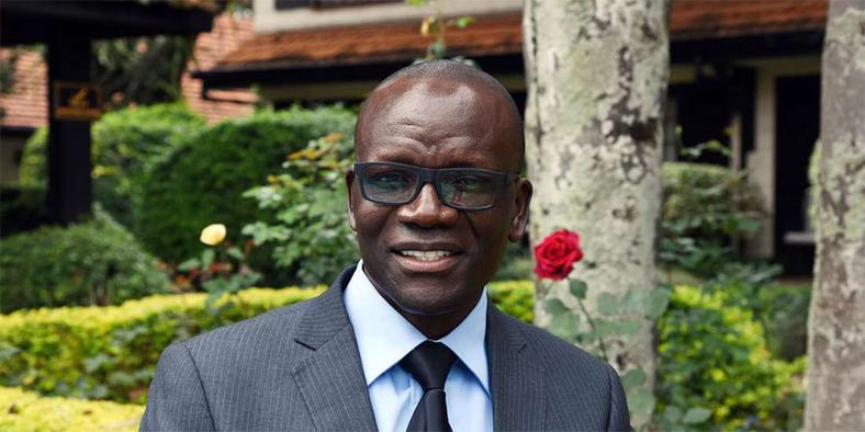 Kenya Flower Council (KFC) chief executive officer Clement Tulezi
