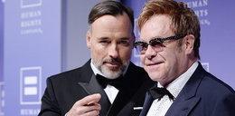 Mąż izoluje Eltona Johna. Poluje na jego majątek?