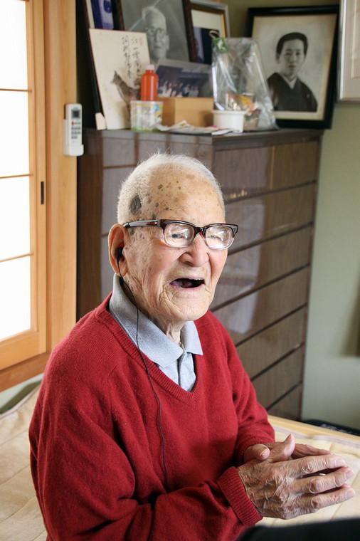 115-letni Japończyk ma 13 praprawnucząt
