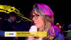 """Julia Pietrucha komentuje propozycję pracy w radiowej """"Trójce"""""""
