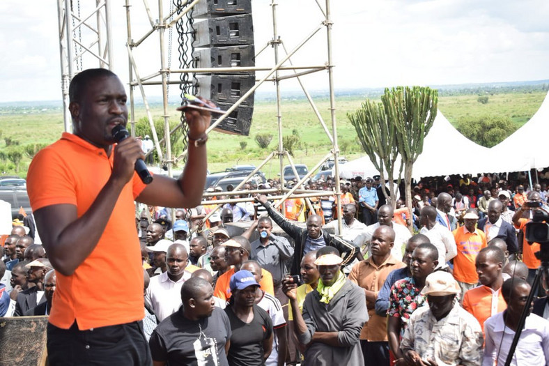 ODM Secretary-General Edwin Sifuna among 6 politicians said to be eyeing Kibra parliamentary seat