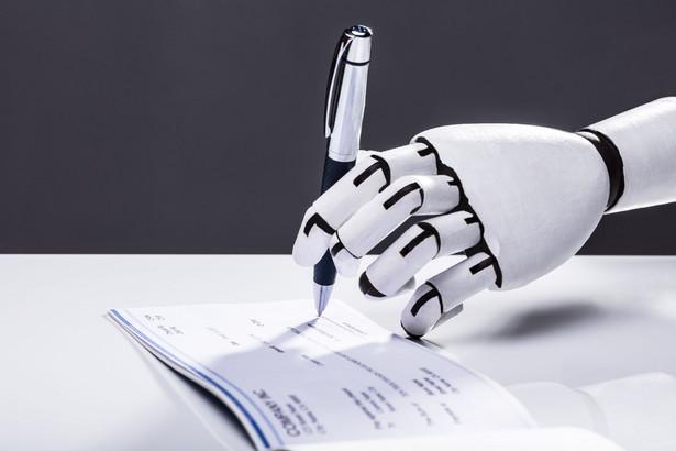 Ubezpieczenia-robot