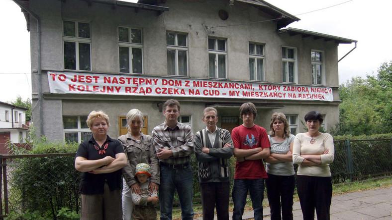 Ratujcie nas przed Niemcami