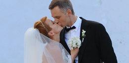 Katarzyna Zielińska wyszła za mąż. Zobacz królewski ślub aktorki