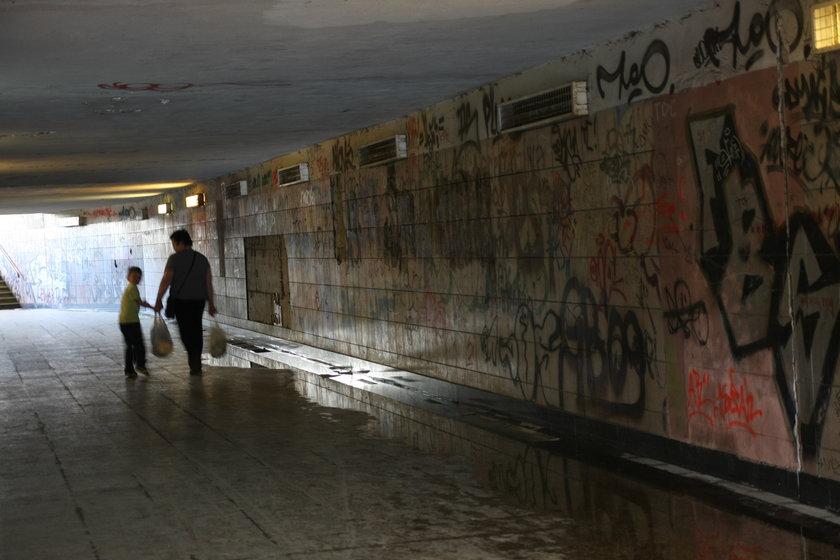 Tunel w Cisowej