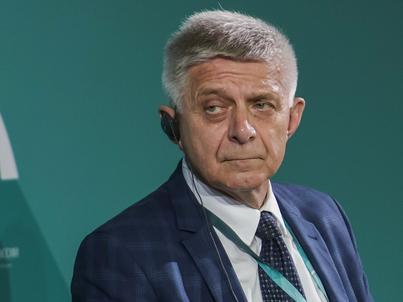 Prezes NBP Marek Belka teoretycznie mógł nie wiedzieć o sytuacji wbanku, bo ocena portfela kredytowego została przygotowana na podstawie sfałszowanych wyników finansowych.