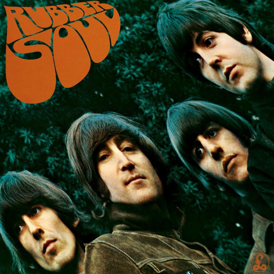 "5. The Beatles - ""Rubber Soul"""