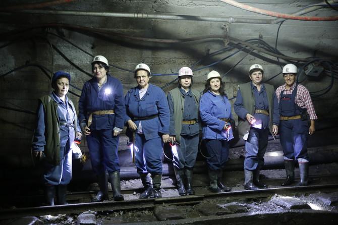 Pročitajte priču o sedam rudarki iz Resavice