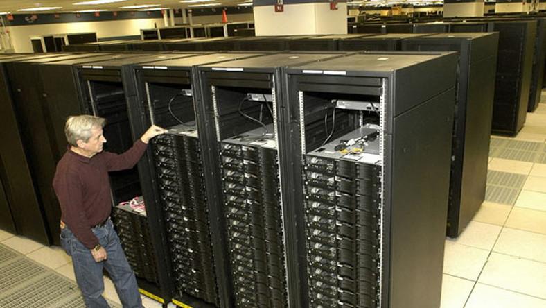 Struś Pędziwiatr najszybszym komputerem świata