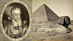 Pierwszy Polak, który wszedł na piramidę Cheopsa - Mikołaj Krzysztof Radziwiłł