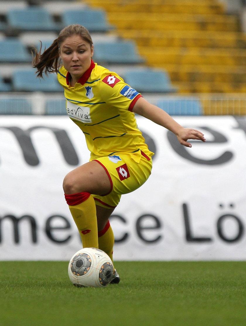 Silvana Chojnowski wybrała grę dla piłkarskiej reprezentacji Polski