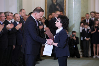 Elżbieta Witek: Kim jest nowym minister spraw wewnętrznych i administracji [ŻYCIORYS]