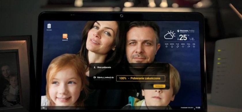 Bukowscy w reklamie
