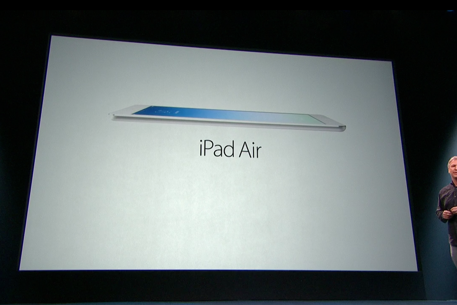Apple, iPad