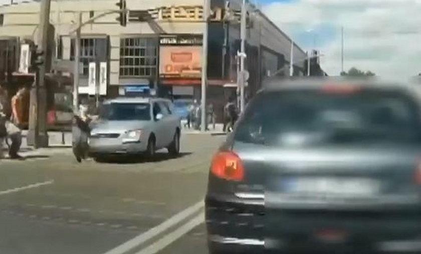 Wypadek w Częstochowie