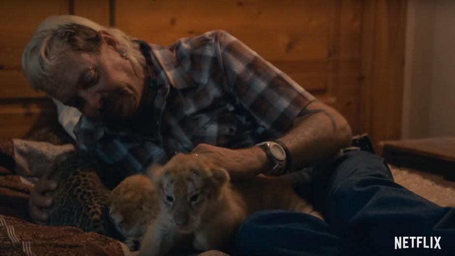 """""""Król tygrysów"""": kadr z filmu"""