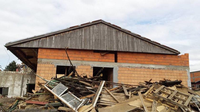 Robotnik zginął na budowie przedszkola w Kórniku