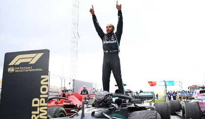 Sir Lewis Hamilton. Słynny kierowca otrzyma tytuł szlachecki