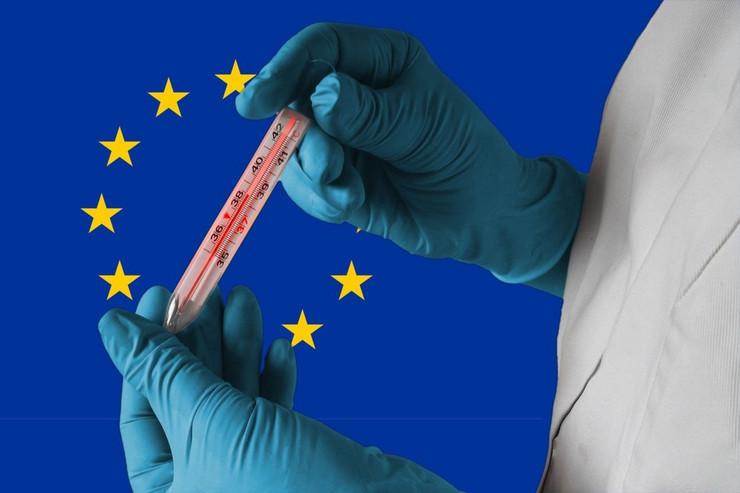 Korona virus EU