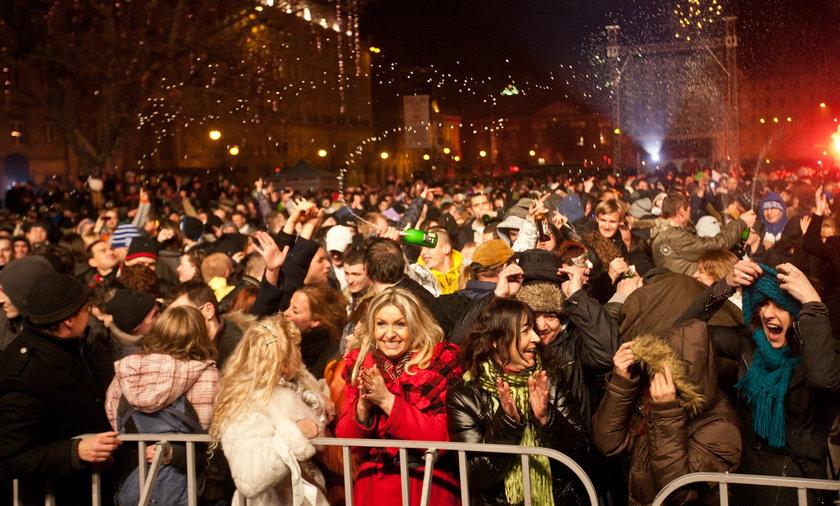 W rytmie swinga w Nowy Rok