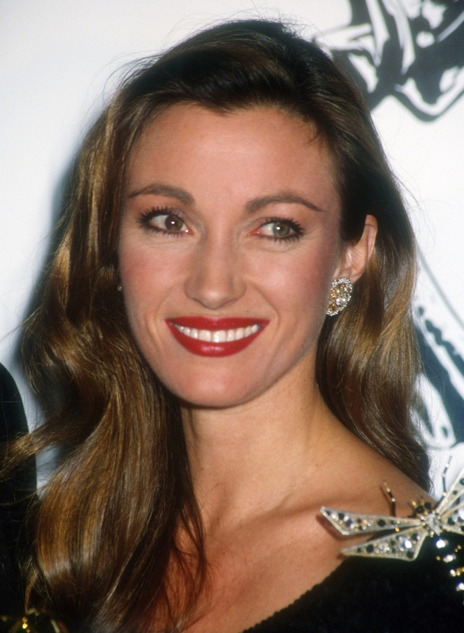 Džejn Simor 1990. godina