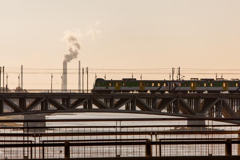 Koleje Mazowieckie odczują podwyżki cen prądu