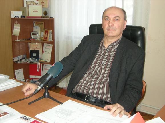 Miroslav Čičulić, direktor