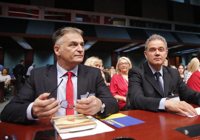 Branislav Lečić i Zoran Lutovac