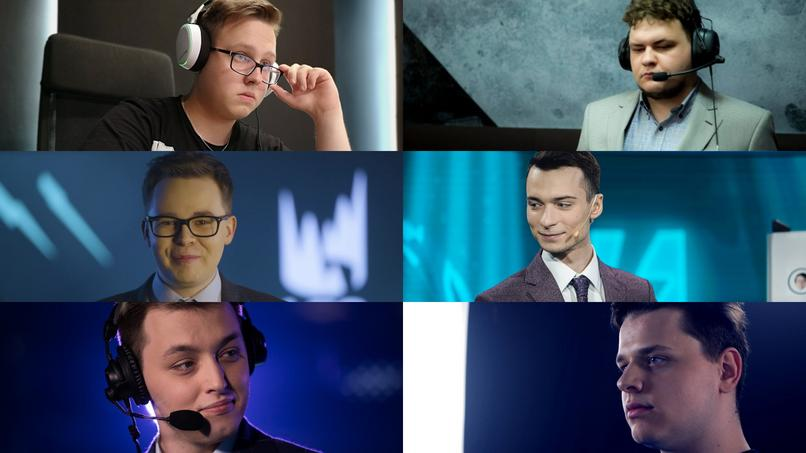 Zetural, Hatchy, Myha, Magvayer, TheFakeOne, Delord
