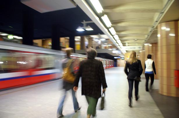 Warszawa, metro