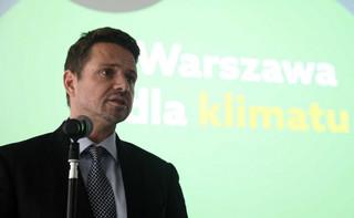 Trzaskowski: Jeśli rząd nam nie pomoże, będziemy musieli zamrozić m.in. budowę obwodnicy Warszawy