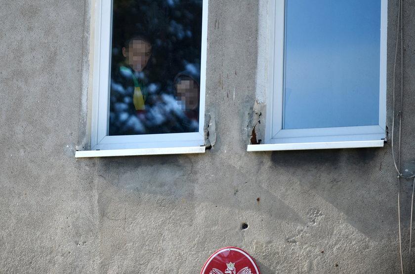 Nastolatkowie z ośrodku wychowawczego w Łodzi wszczęli bunt