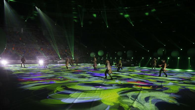 Ceremonia otwarcia mistrzostw świata w piłce ręcznej