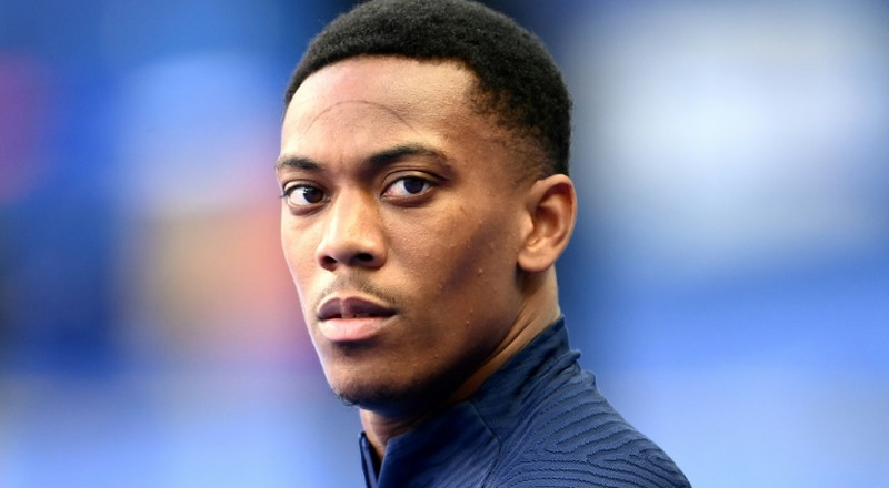 Anthony Martial, the down-to-earth kid from the Paris suburbs who became a Man Utd star