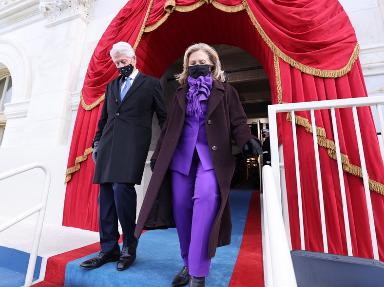 Hillary Clinton Bill Clinton