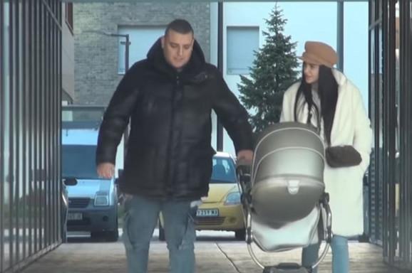 Darko Lazić i Marina Gagić