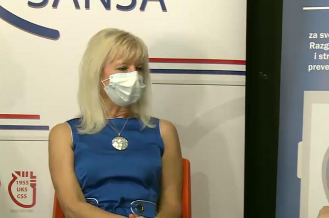 Učesnik savetovališta ovog puta bila je dr Danijela Đorđević Radojković, kardiolog u Kliničkom centru Niš