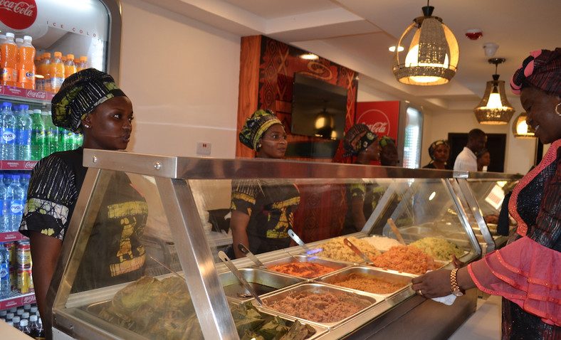 You need the required skill or the knowledge to run a successful food business [Linda Ikeji's Blog]