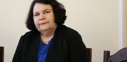 Posłanka od Rydzyka uderza w minister