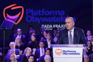 Schetyna: PiS zniszczyło międzynarodowy wizerunek Polski. PO zaproponuje scenariusz przyjęcia przez Polskę
