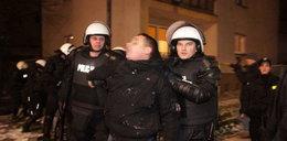 FILMY Zadyma w Kielcach i 15 tys. ludzi w Krakowie. Nie dla ACTA!