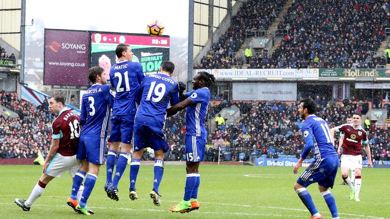 Burnley - Chelsea