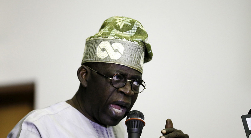 Tinubu: 'Edo people, reject Obaseki on election day'