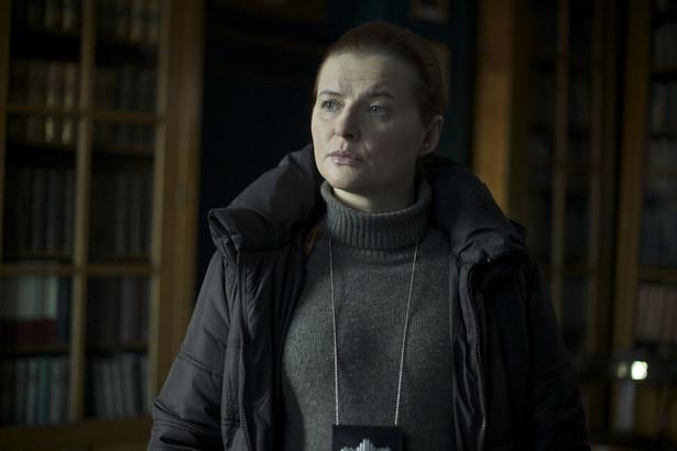 """Jowita Budnik w filmie """"Jeziorak"""""""