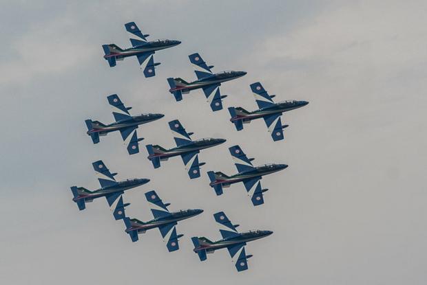 Air Show w Radomiu - największa tego typu impreza w Polsce