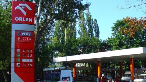 PKN Orlen korzysta m.in. na wzroście konsumpcji paliw i uszczelnieniu szarej strefy