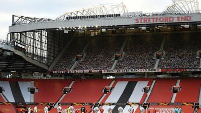 Man Utd on 'right track' despite financial hit from virus